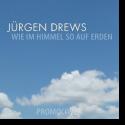 Cover:  Jürgen Drews - Wie im Himmel so auf Erden