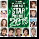 Cover:  Die große Schlagerstarparade 2015 - Various Artists