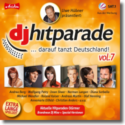 Cover: DJ Hitparade Vol. 7 - Various Artists