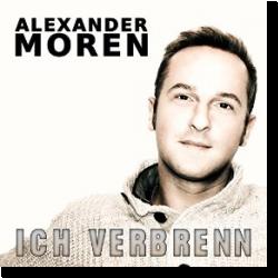 Cover: Alexander Moren - Ich verbrenn