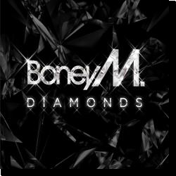 Cover: Boney M. - Diamonds (40th Anniversary Edition)