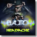 Cover: Blactro feat. Marlon Bertzbach - Headache