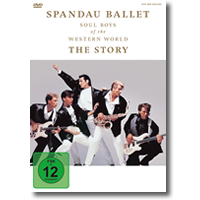 Cover: Spandau Ballet - Soul Boys Of The Western World - The Story