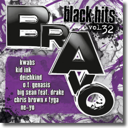 Cover: BRAVO Black Hits 32 - Various Artists