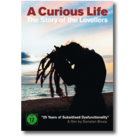 Cover: Levellers - A Curious Life - The Story of the Levellers