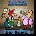 Cover:  Josef Kickartz - So viel Alkohol kannst du mir gar nicht geben