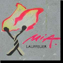 Cover: MIA. - Lauffeuer