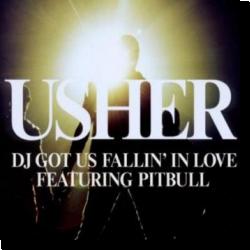 Cover: Usher feat. Pitbull - DJ Got Us Fallin' In Love