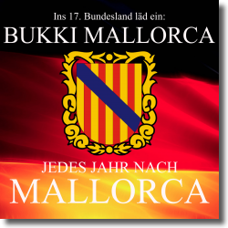 Cover: Bukki Mallorca - Jedes Jahr nach Mallorca
