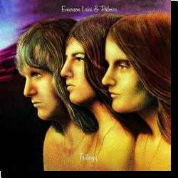 Cover: Emerson, Lake & Palmer - Trilogy
