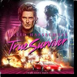 Cover: David Hasselhoff - True Survivor  (From 'Kung Fury')