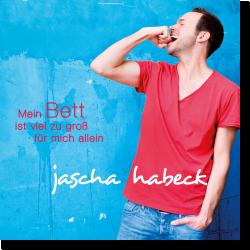 Cover: Jascha Habeck - Mein Bett ist viel zu groß für mich allein