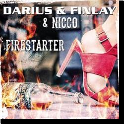 Cover: Darius & Finlay & Nicco - Firestarter