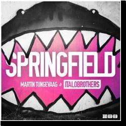Cover: Martin Tungevaag & ItaloBrothers - Springfield