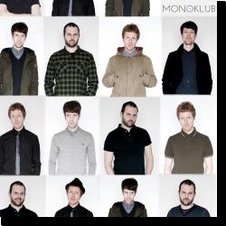 Cover: Monoklub - Monoklub
