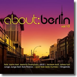 Cover: about: berlin vol. 10 - Various Artists