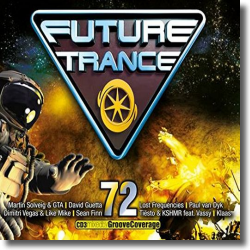 Cover: Future Trance 72 - Various Artists