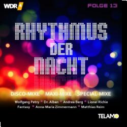 Cover: WDR4 Rhythmus der Nacht Folge 13 - Various Artists