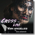 Cover:  Van Angeles feat. Regi Jennings - Cross The Line