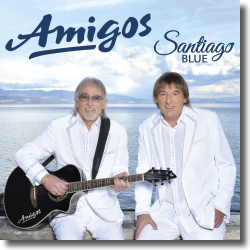 Cover: Amigos - Santiago Blue