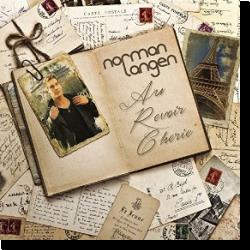 Cover: Norman Langen - Au Revoir, Cherie
