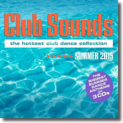 Cover: Club Sounds Summer 2015 - Various Artists