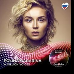 Cover: Polina Gagarina - A Million Voices