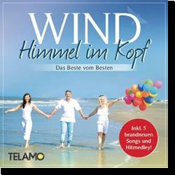 Cover: Wind - Himmel im Kopf - das Beste Vom Besten