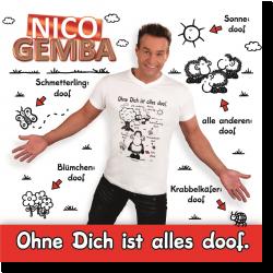 Nico Gemba Mit Der Single Ohne Dich Ist Alles Doof