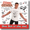 Cover:  Nico Gemba - Ohne dich ist alles doof