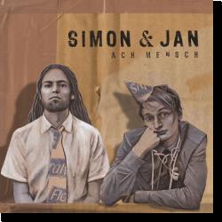 Cover: Simon & Jan - Ach Mensch