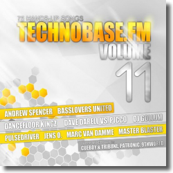 Cover: Technobase.FM Vol.11 - Various Artists