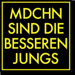 Cover: Miss Platnum - MDCHN (Mädchen sind die besseren Jungs)