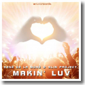 Cover:  René de la Moné & Slin Project - Makin' Luv