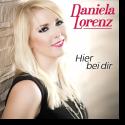 Cover:  Daniela Lorenz - Hier bei dir