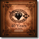 Cover:  Bellamy Brothers - 40 Years - The Album