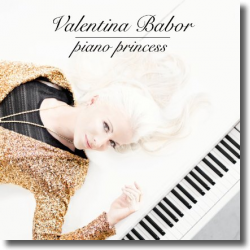 Cover: Valentina Babor - Piano Princess