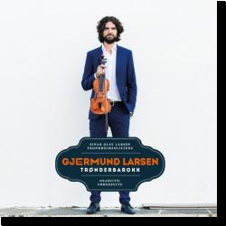 Cover: Gjermund Larsen & Trondheim Sololists - Trønderbarokk