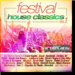 Cover: Festival House Classics Vol. 1 - Various Artists