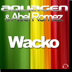 Cover: Aquagen & Abel Romez - Wacko