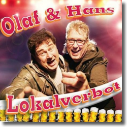 Cover: Olaf & Hans - Lokalverbot