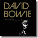 Cover: David Bowie - Five Years 1969 - 1973