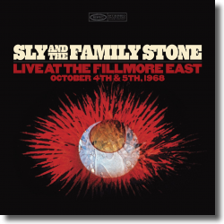 Cover: Sly And The Family Stone - Live At Filmore East 1968