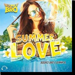 Cover: Bounce Bro & Gemma B. - Summerlove