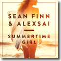 Cover:  Sean Finn & Alexsai - Summertime Girl