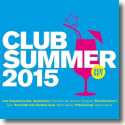 Cover:  Club Summer 2015 - Various Artists