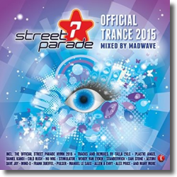 Cover: Street Parade 2015 - Official Trance - Various Artists