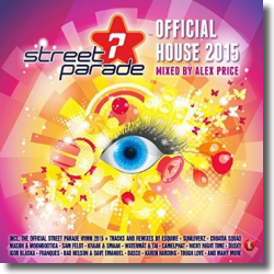 Cover: Street Parade 2015 - Official House - Various Artists
