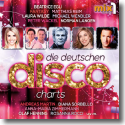 Cover:  Die deutschen Disco Charts - Various Artists