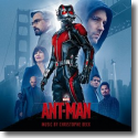 Cover:  Ant-Man - Original Soundtrack